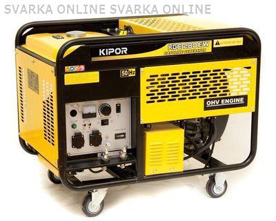 Инверторный генератор 220
